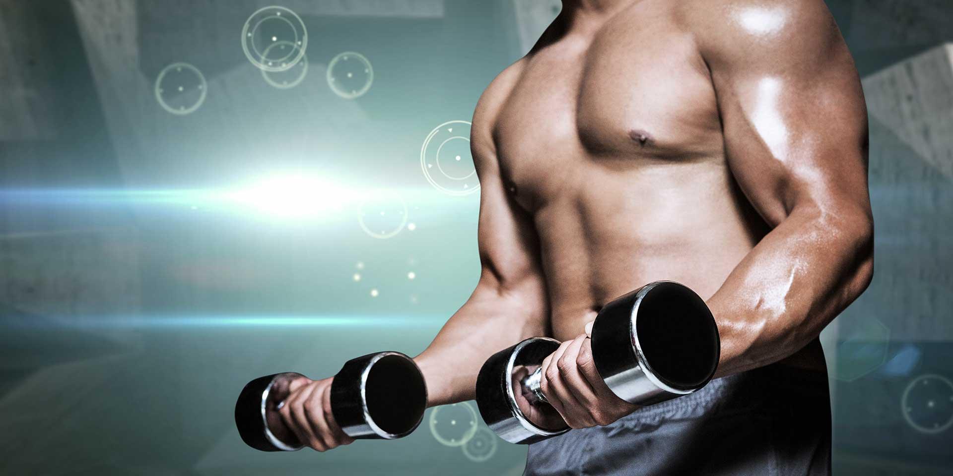 DHT Supplement strength header