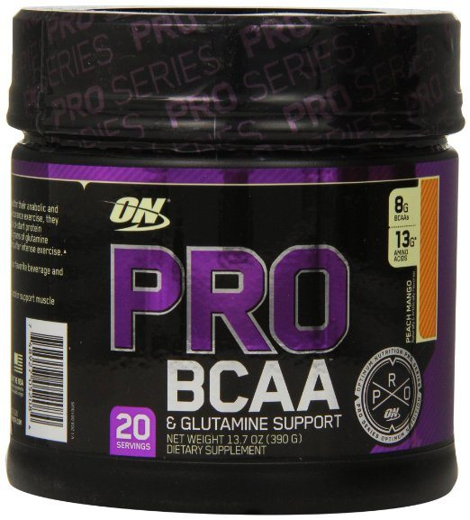 Optimum Nutrition Pro BCAA Drink Mix - BCCAs for Women
