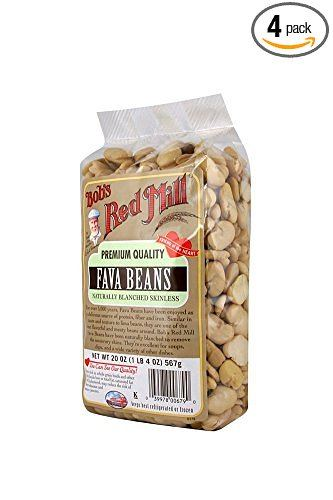 Bobs Red Mill Fava Beans