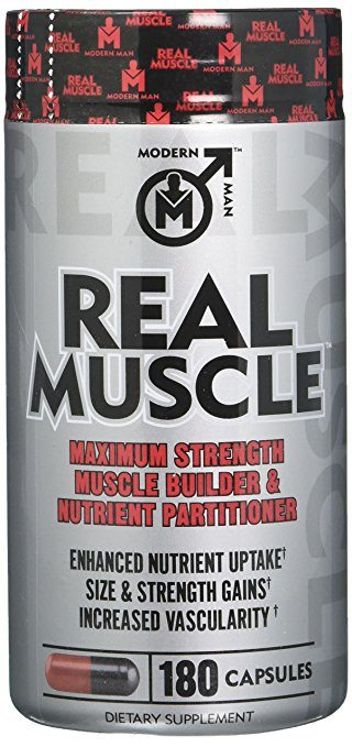 REAL MUSCLE by Modern Man