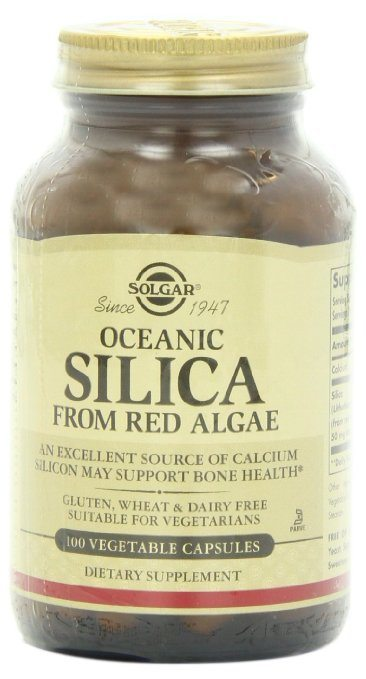 Bamboo Silica For Natural Hair Growth