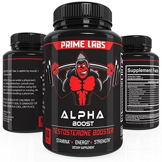 Alpha Boost Testosterone Booster - Alpha Boost Reviews