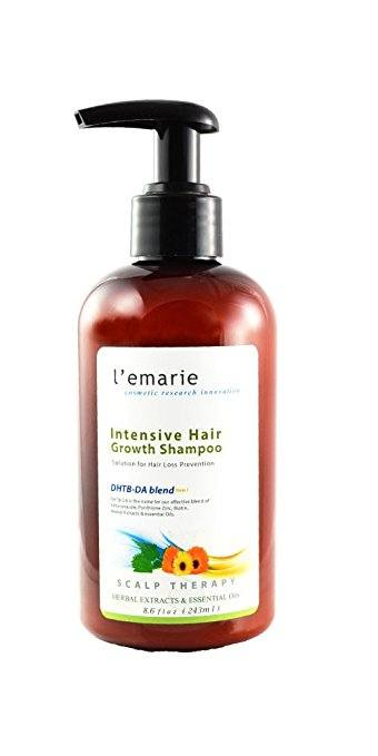 L emarie Intensive Hair Growth Shampoo
