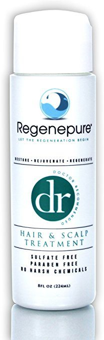 Regenepure DR Shampoo Hair and Scalp Treatment