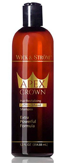 Wick & Ström Hair-Revitalizing Caffeine Infused Shampoo