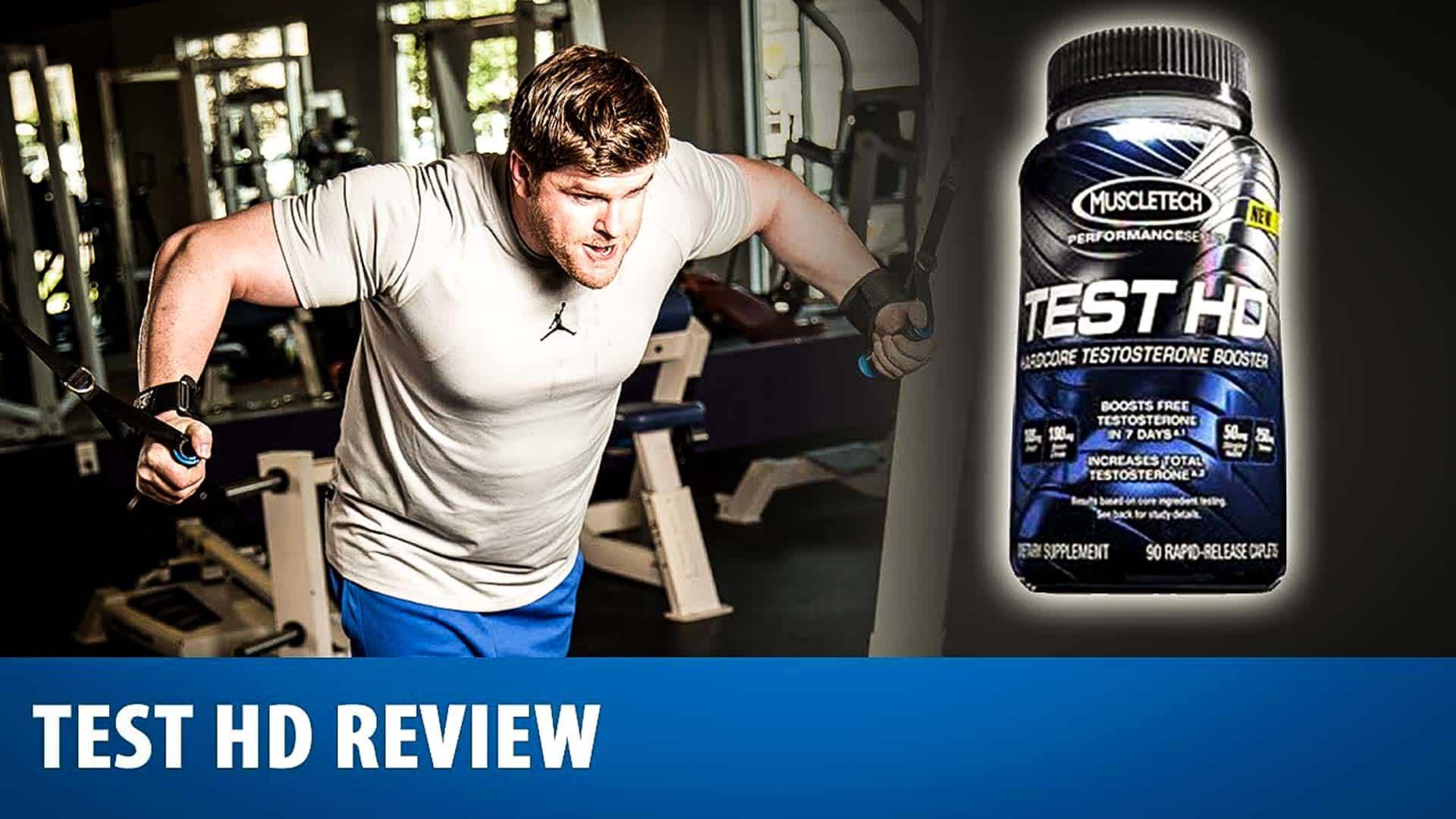 MuscleTech Testosterone Booster muscletech supplement