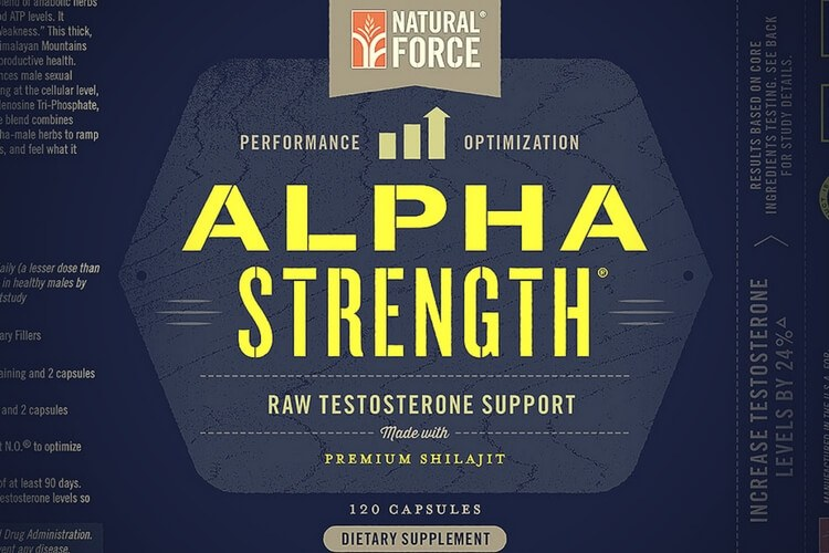 alpha strength supplement