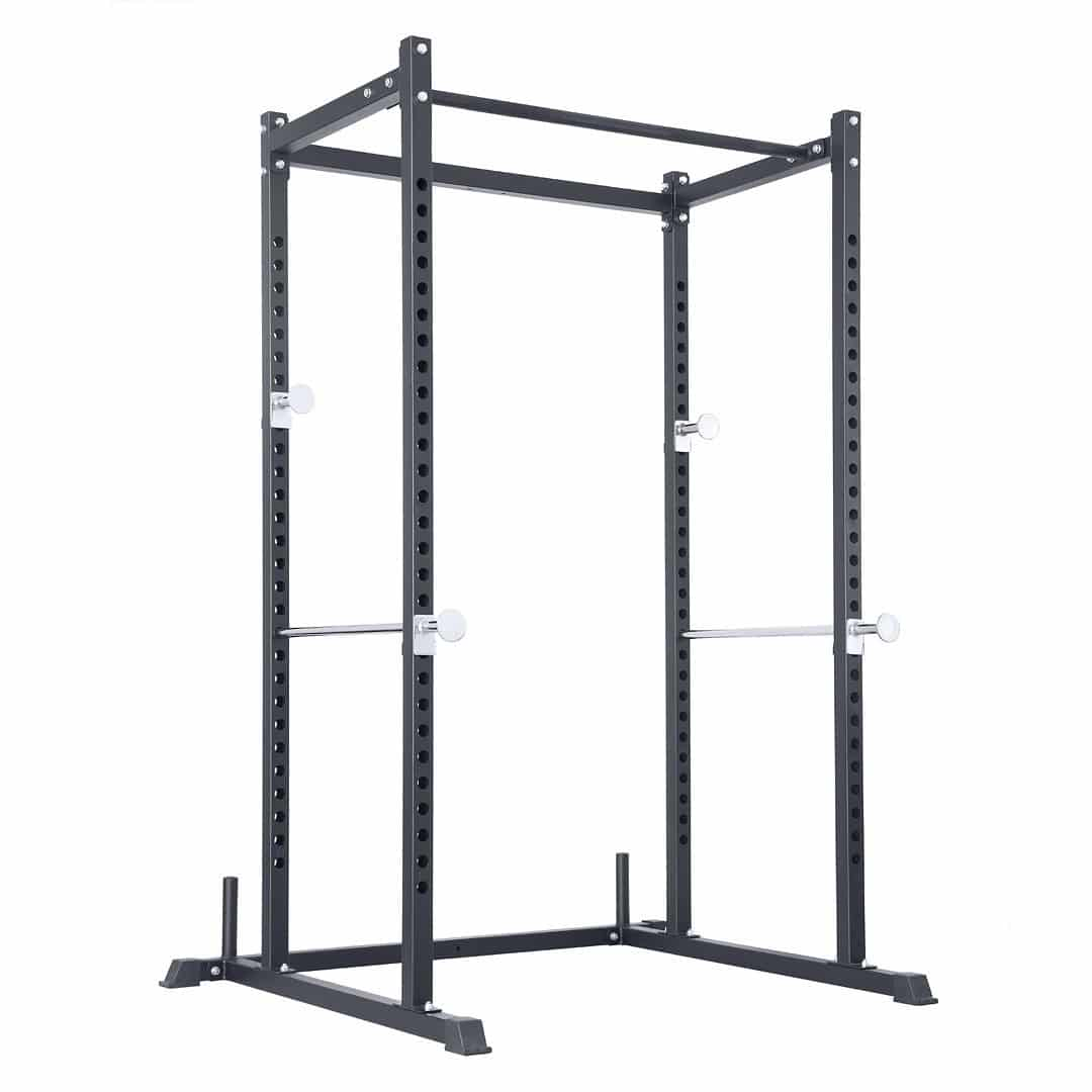 Best Home Gyms - Atlas Power Rack Squat Deadlift Cage with Bench Racks