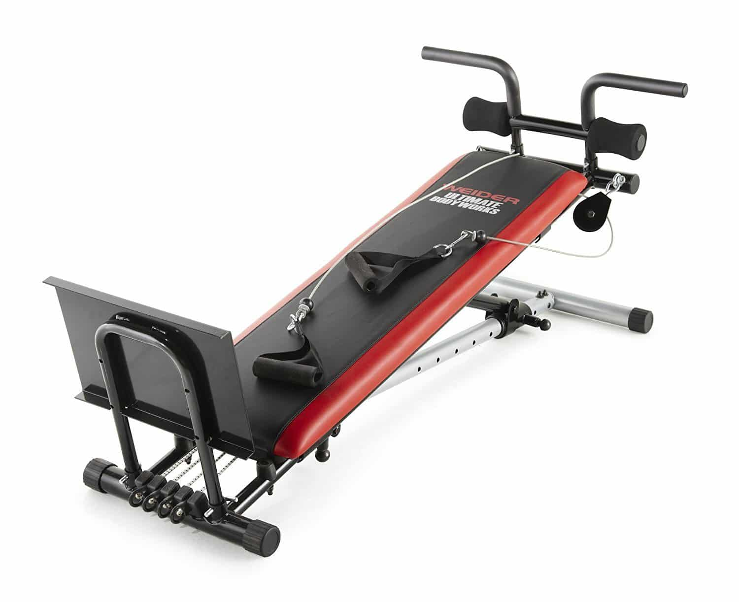 Best Home Gyms - Weider Ultimate Body Works