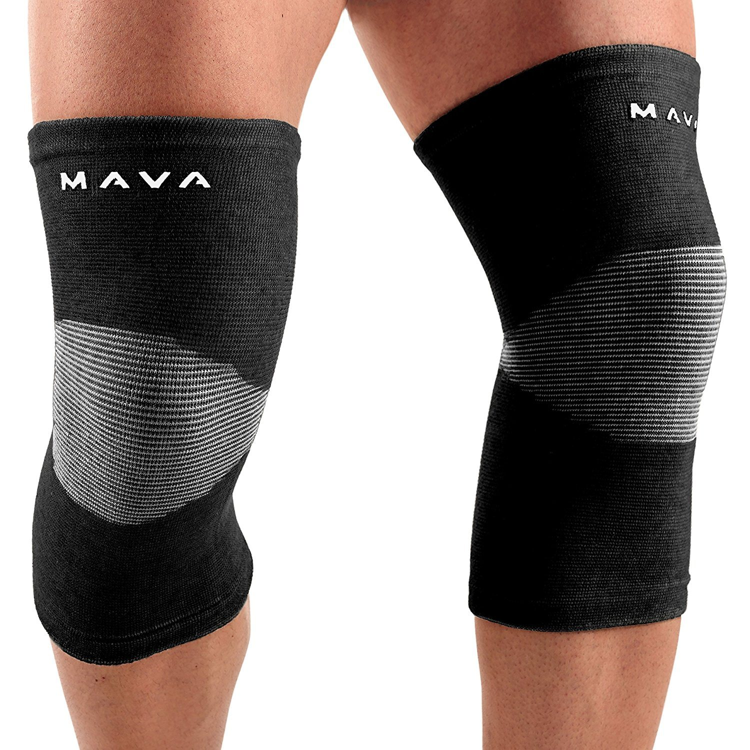 Best Knee Brace for Running - Mava Sports Knee Support Sleeves