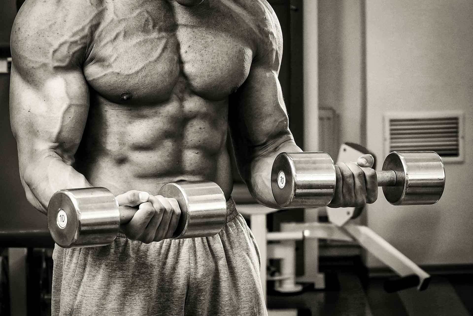 workout supplements man intense training