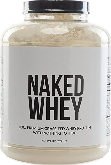 NAKED WHEY Grass Fed Whey Protein Powder