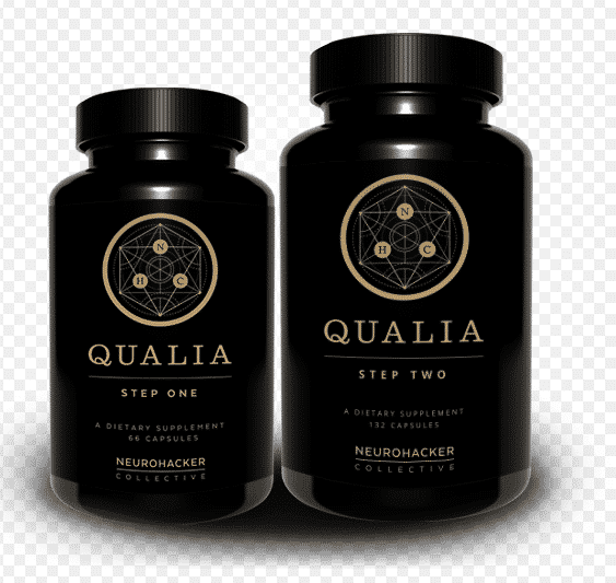 Qualia Step 1 & 2 Neurohacker collective