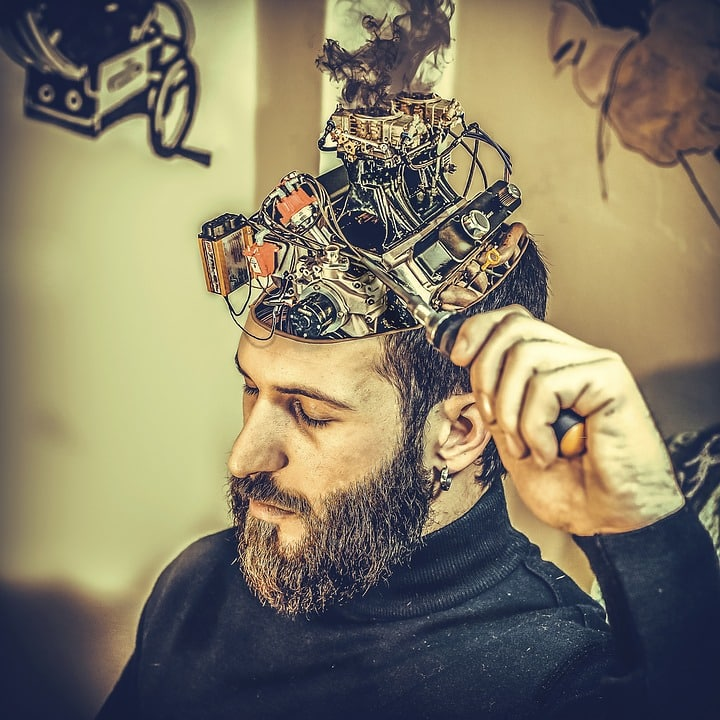 mechanical brain man machine manipulation