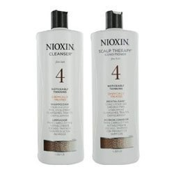 Nioxin-System-4-Cleanser-Scalp-Therapy-for-Fine-Treated-Hair-Duo-Set
