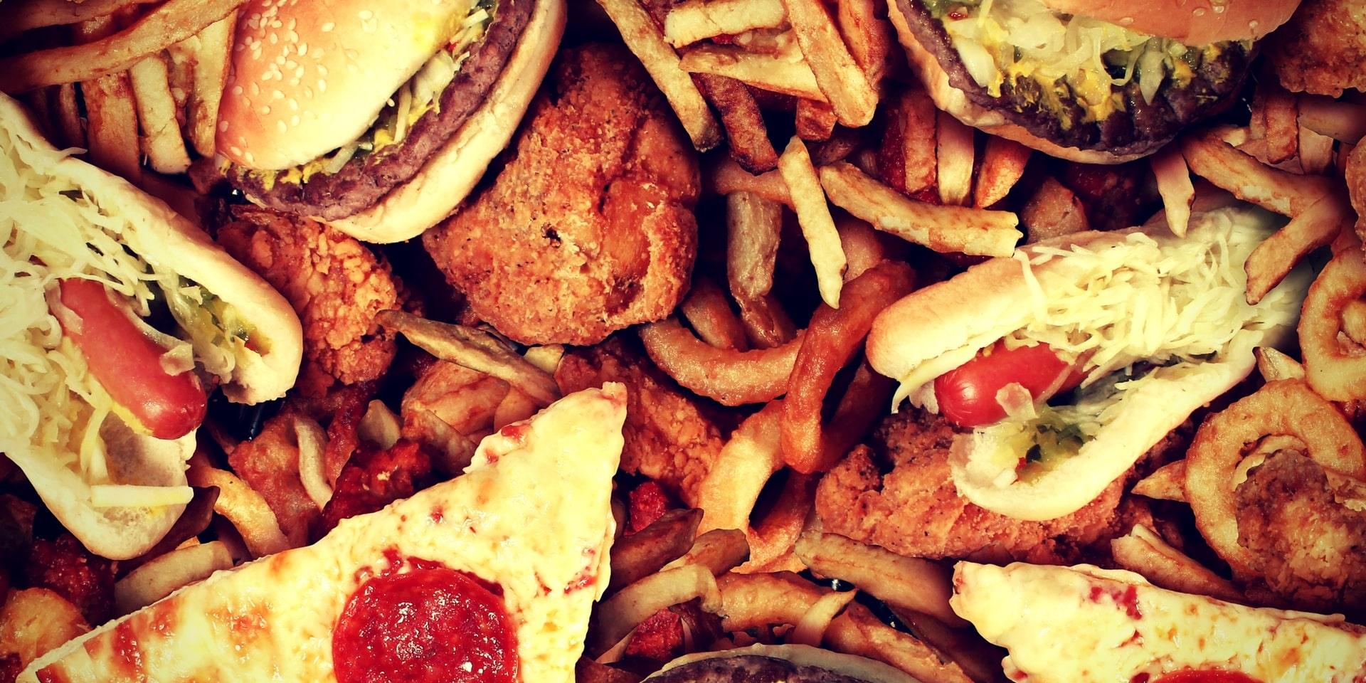 bodybuilding fast foods