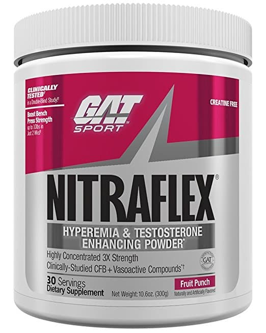 GAT Clinically Tested Nitraflex