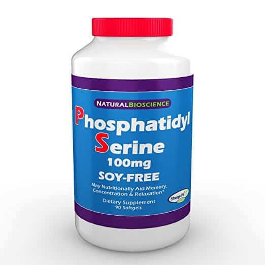 Natural BioScience Phosphatidylserine