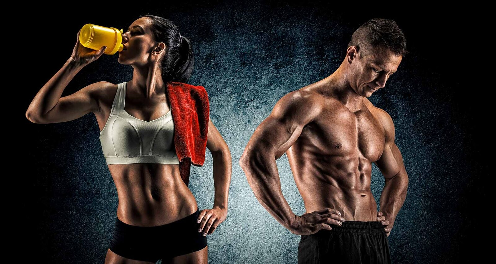 igf-1 test bodybuilders man and woman
