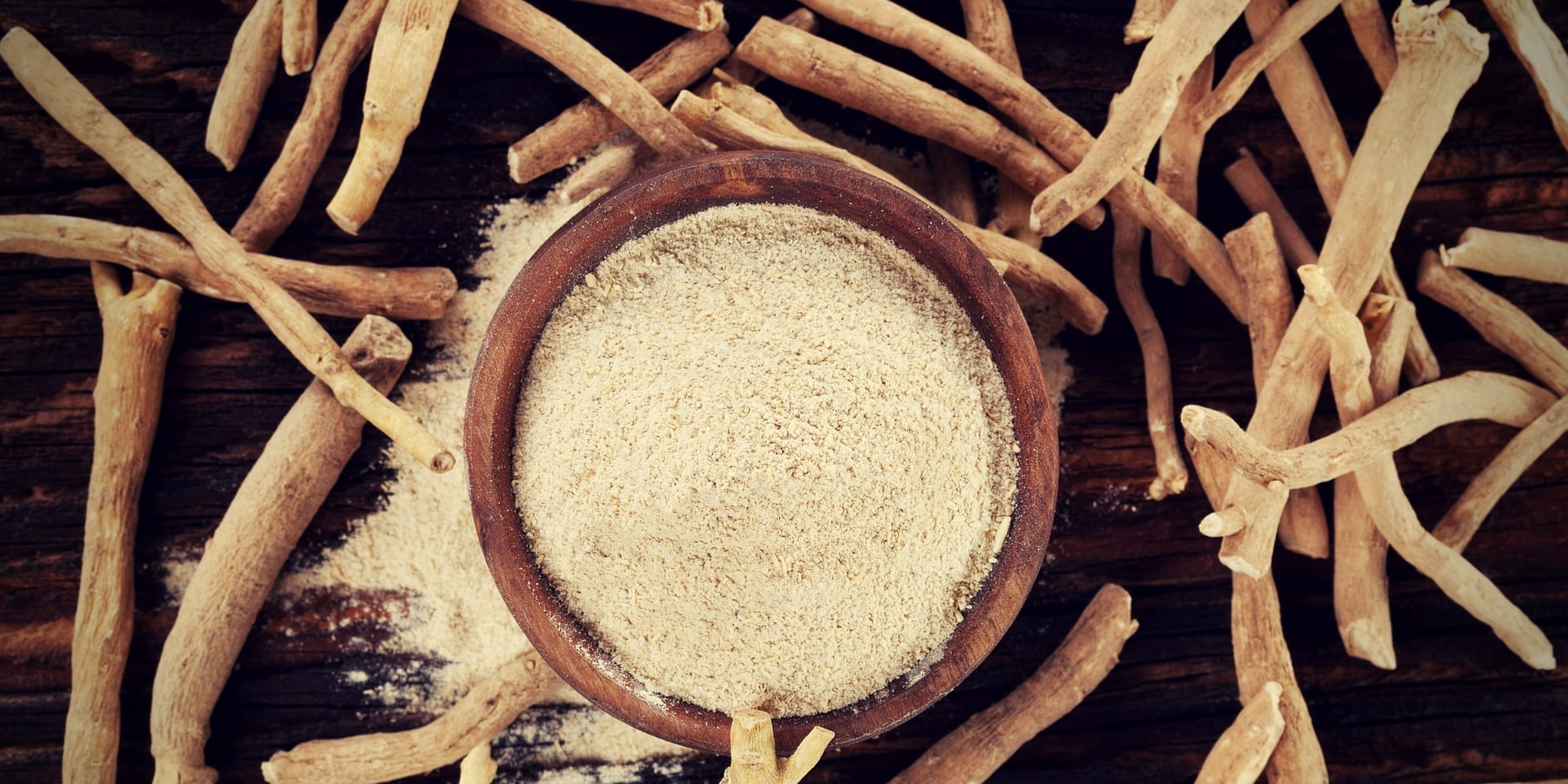 Best Time to Take Ashwagandha ashwagandha roots and powder