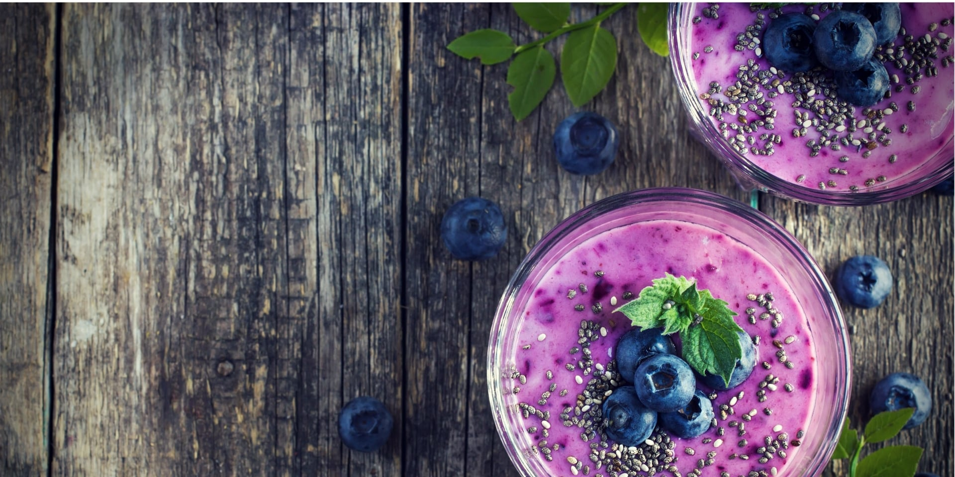 Nutribullet Recipes for Men With Erectile Dysfunction blueberry smoothie with chia seeds