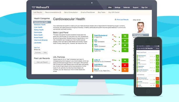 screenshot cardiovascular health
