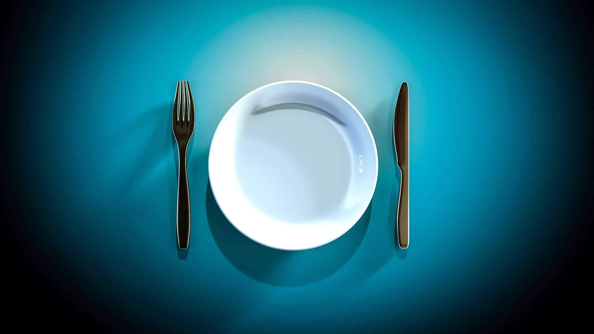 Intermittent Fasting Testosterone empty plate fasting