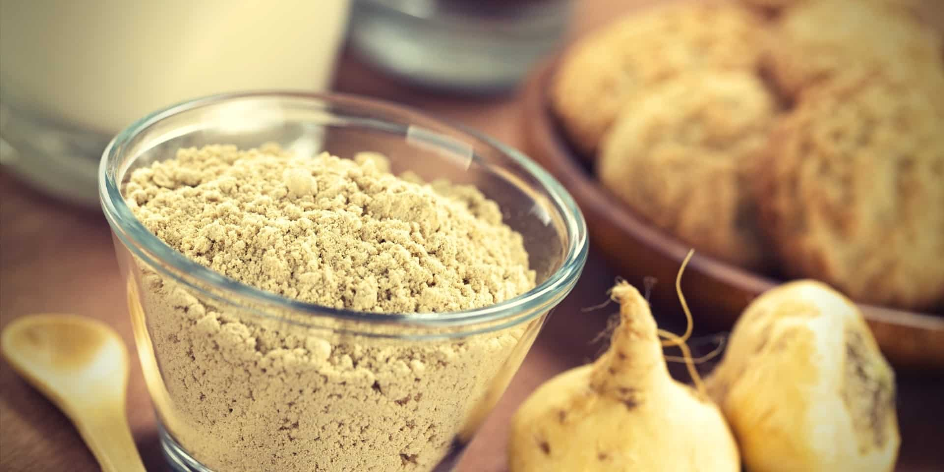 Maca Benefits for Men maca Powder (Flour)
