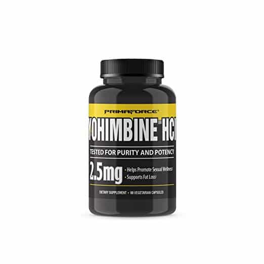 PrimaForce Yohimbine