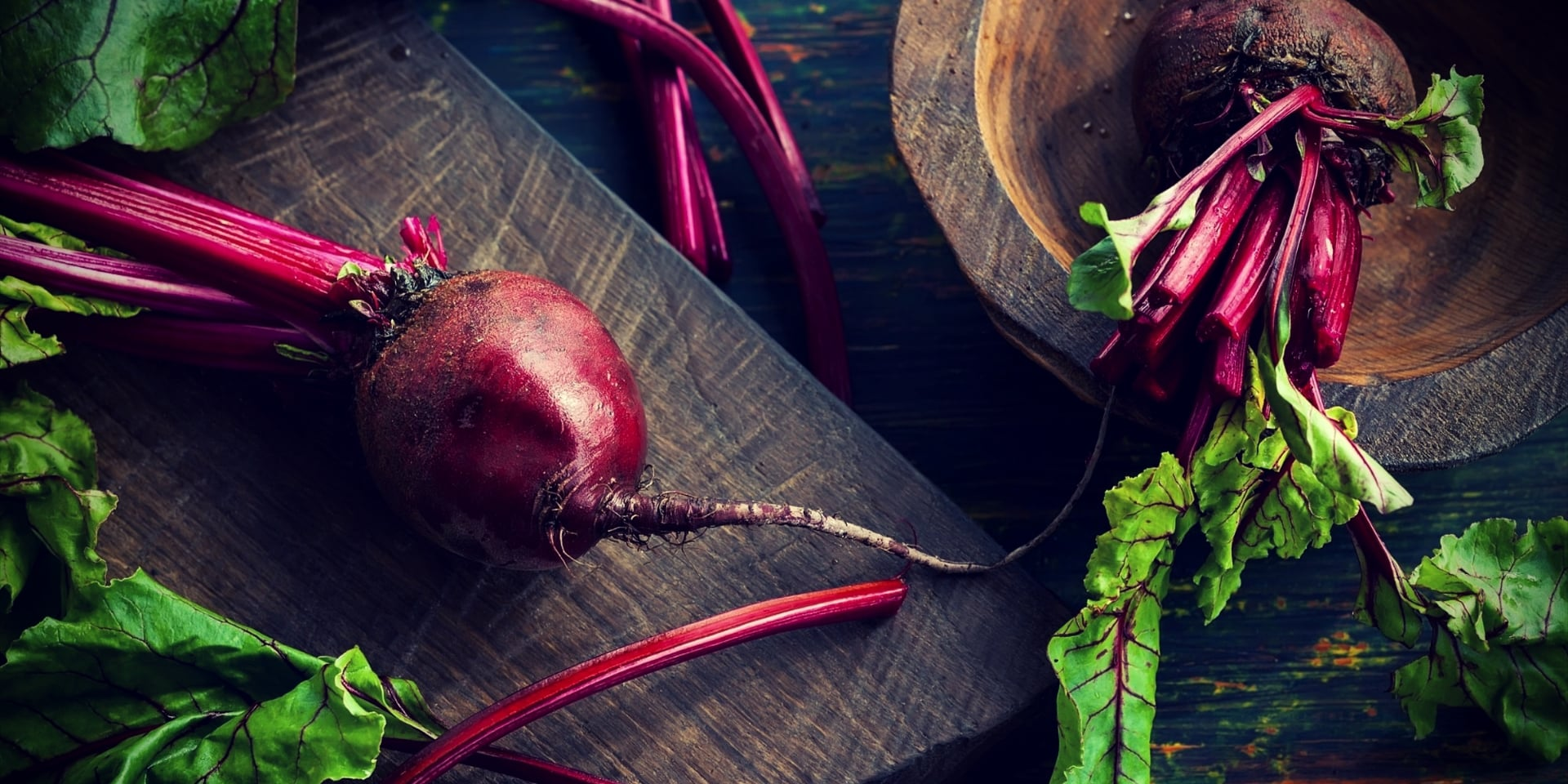 Foods with the Highest Nitrate Content Fresh organic beetroot